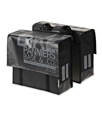 Basil Transport Double Pannier Bag