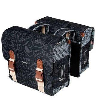 Basil Boheme Double Pannier Bag