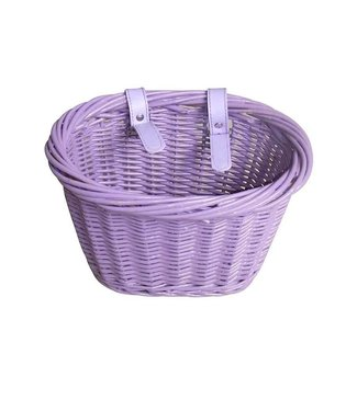 EVO E-Cargo Wicker Basket Jr