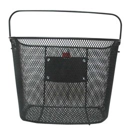 EVO E-Cargo QR-Mesh Traveller II Front Bike Basket