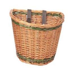 EVO E-Cargo Classic wicker basket