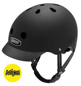 Nutcase Street, MIPS, Unisex Adult, Blackish Wavelength |M| 56-60cm