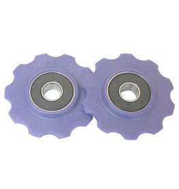 Tacx Pulleys: Campy 8-9-10sp & Shimano 7-8sp