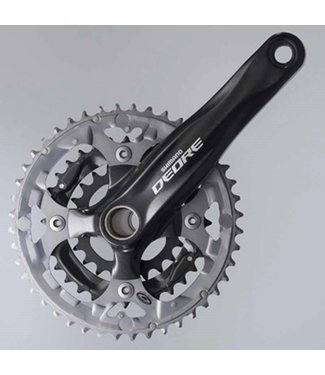 Shimano Deore FC-M590, 9sp, 175mm, 22/32/44T