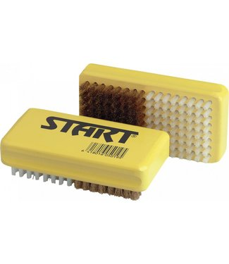 Start COMBI BRUSH NYLON/BRASS
