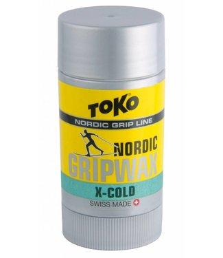 Toko Nordic Grip Wax X-Cold |25g|