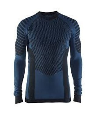 Craft Active Intensity CN LS - Black/Sweden blue