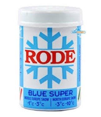 Rode BLUE SUPER: KICK/GRIP WAX -3C°|-10C°, 50g (2018)
