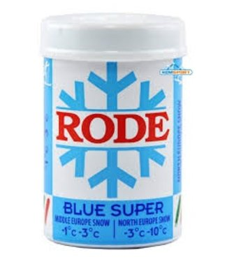 Rode Blue Super Kick/Grip Wax -3C°/-10C° |50G|