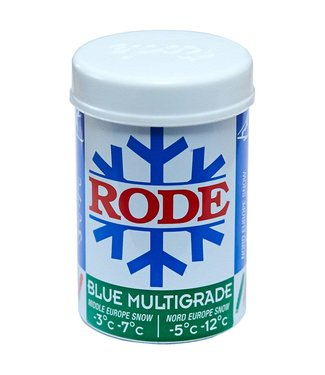 Rode Blue Multigrade Kick/Grip Wax -5C°/-12C° |50G|