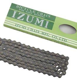 IZUMI IZUMI CHAIN 1/2 X 1/8 STANDARD BLACK 116L