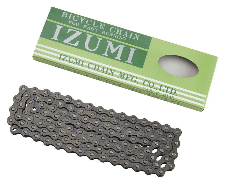 IZUMI CHAINE IZUMI 1/2 X 1/8 STANDARD NOIR 116L