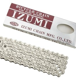 IZUMI CHAINE IZUMI 1/2 X 1/8 STANDARD ARGENT 116L