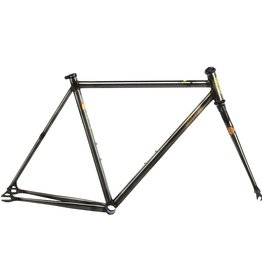 Cinelli F&F MASH WORK XXL SMOKE CLEAR