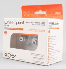 IXOW WHEELGUARD URBAN ALLURE GRAVITY NUT