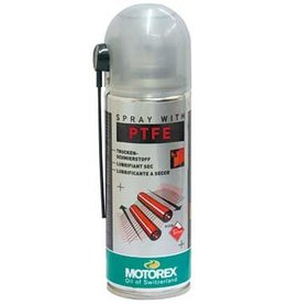 Motorex MOTOREX SPRAY AVEC PTFE 200ML