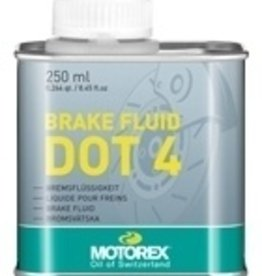 Motorex MOTOREX LIQUIDE DE FREIN DOT 4 250ML