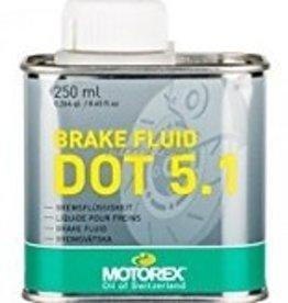 Motorex MOTOREX BRAKE FLUID DOT 5.1 250ML