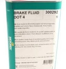 Motorex MOTOREX BRAKE FLUID DOT 4 1L
