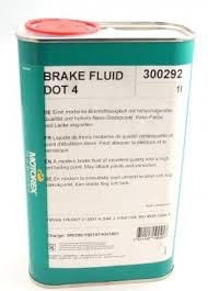 Motorex BRAKE FLUID DOT 4 1L