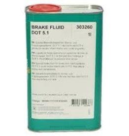 Motorex MOTOREX BRAKE FLUID DOT 5.1 1L