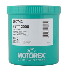 Motorex BIKE GREASE 2000, 850 gr