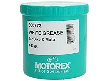 Motorex MOTOREX GREASE , WHITE GREASE, 850 gr