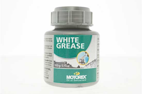 Motorex WHITE GREASE, 100 gr