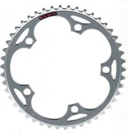 SUGINO SUGINO CHAINRING SINGLE 130J TRACK SILVER 130mm 1/8x