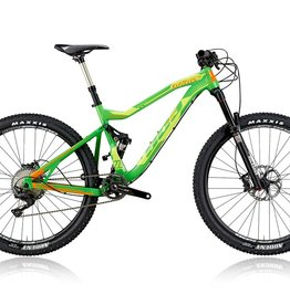 WILIER WILIER BIKE 903 TRB 27.5 SHIMANO XT 1X11 FLASH GREEN