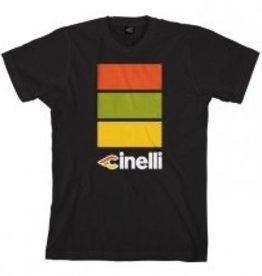 Cinelli T-SHIRT CINELLI, ITALO 79 BLACK