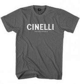 Cinelli T-SHIRT CINELLI, GAZZETTA GREY