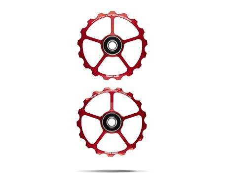 Ceramic speed OSPW (SPARE) ROUGE, NON COATED
