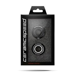Ceramic speed CERAMICSPEED, BB86 GXP COATED, PRESS-FIT 24/22,2MM, BLK, SRAM GXP
