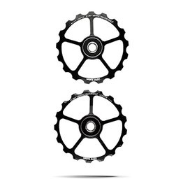 Ceramic speed OSPW PULLEY SPARE (17T) BLK, COATED
