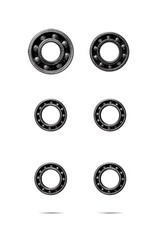 Ceramic speed BEARING KITS CORIMA MCC S+, NON COATED