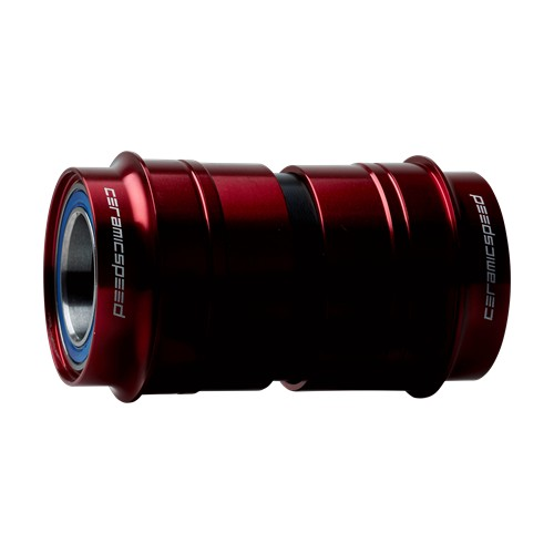 Ceramic speed PF30 SHIMANO RED COATED