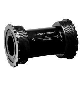 Ceramic speed T47 SHIMANO BLK COATED