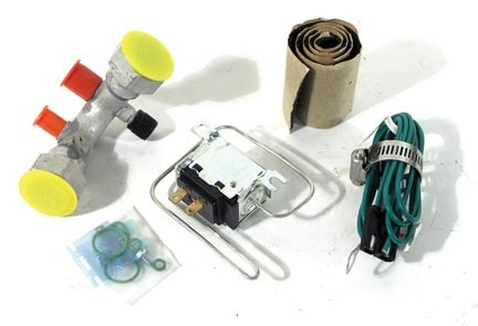 Heating\AC 1963-66 STV Update Kit