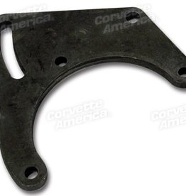 Heating\AC 1964-76 Air Conditioning Compressor Adjuster Brace Front 327/350