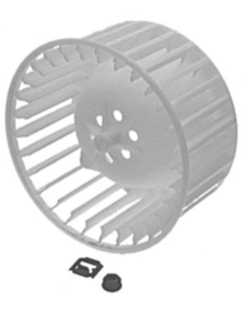 Heating\AC 1977L-82 Fan Blower Wheer AC Delco #15-8254
