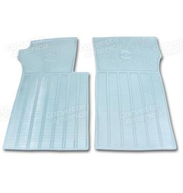 Accessories 1963-67 Clear Floor Mats Pair