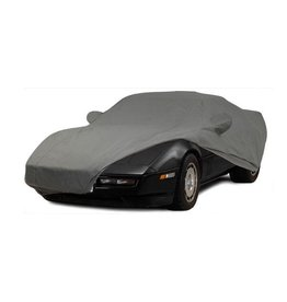 Accessories 1984-96 Car Cover MaxTech with Cable and Lock Gray