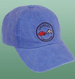 Apparel C1 Denim Hat-Blue