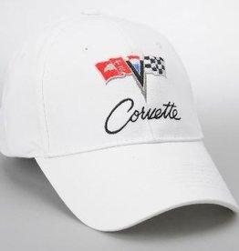 Apparel C2 Cap White W/Logo