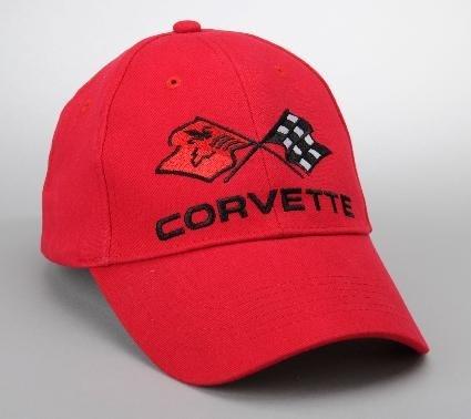 Apparel C3 Cap Red W/Logo