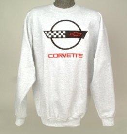Apparel C4 Sweatshirt  Gray X-Large