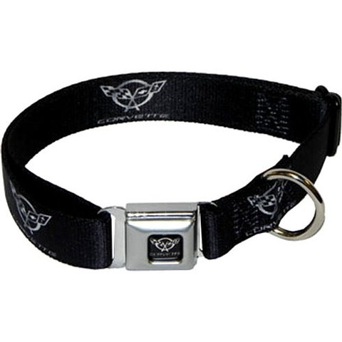 Apparel C5 Dog Collar Large-Black