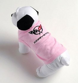 Apparel C5 Doggie Tank Top Pink-Small