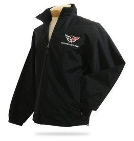 Apparel C5 Jacket Nylon Large Black